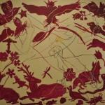 peinture, 120 x 160 cm