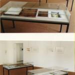 Exposition à la Médiathèque Centrale de Mulhouse.