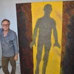 peinture, 120 x 170 cm