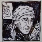 Didier CLAD     Dessin 1998