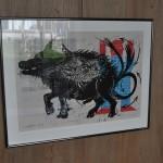 Sofitel et art, art en Alsace et estampes