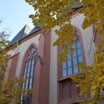 estampe et Art en Alsace, art contemporain, estampe et peinture en Alsace, Kirche St Stephan in Mainz