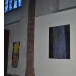 Aile latérale gauche. Collégiale St Stephan, Mayence, été 2016.