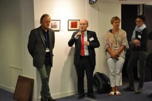 Amicale de Arts du Conseil de L' Europe, art et estampes en Alsace et grand est, edition d'art et taille douce
