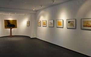 Série d' estampes en couleurs au format de 60  x 50 cm, sur un velin d' Arches. Chaque pièce est unique.