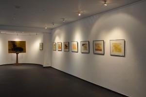 Série d' estampes en couleurs au format de 60 x 80 cm, sur un velin d' Arches. Chaque pièce est unique.