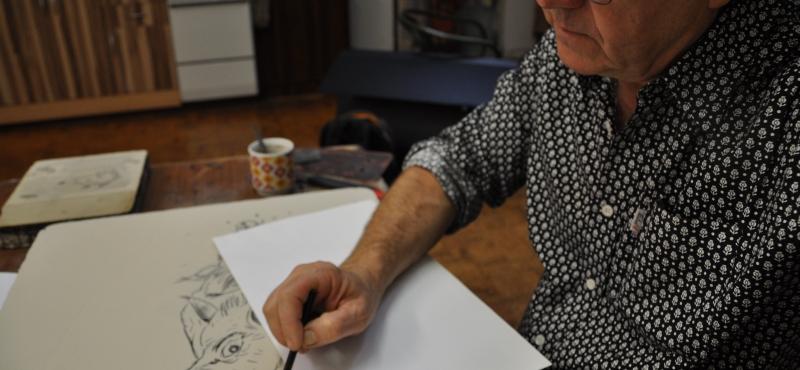 Petit traité de lithographie.  Didier CLAD à Prague…