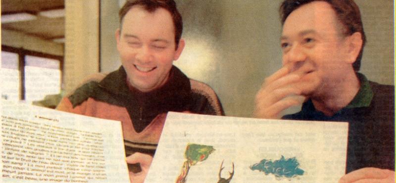 Prix Robert Beltz en 1996.